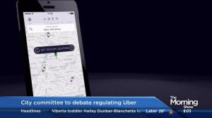 Toronto licensing committee to consider Uber changes