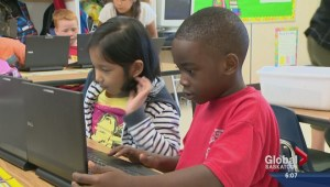 Another school year begins with new technology for the students