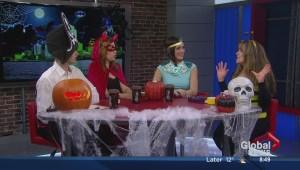 Nova Scotia's spooky scenes