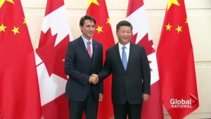 Will Trudeau open the door to Chinese foreign investment?