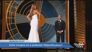 Sofia Vergara's controversial Emmy moment