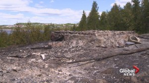 Historic New Brunswick lighthouse destroyed by fire