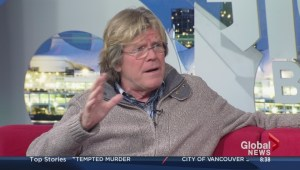 Singer and songwriter Peter Noone