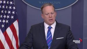 Sean Spicer outlines timeline of New York Times/FBI interaction