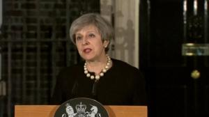 U.K. PM says attack location 'was no accident'; Parliament to resume as normal