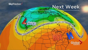 Warming trend expected to bring return of hotter temperatures