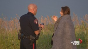 'I don't think I could live with myself if I didn't help': Heroine rescues stranger in Glenmore Reservoir