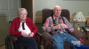 Alberta couple put into separate seniors homes is reunited
