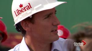 Trudeau will run deficit to pump billions into aging infrastructure