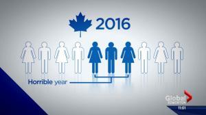 Edmontonians bid farewell to 2016