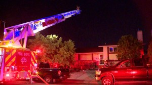 Two homes damaged in Whitehorn fire