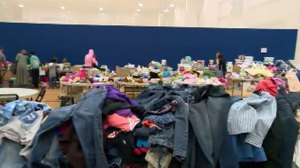 Donations pouring in for Fort McMurray evacuees