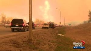 Mental health toll of Fort McMurray wildfire