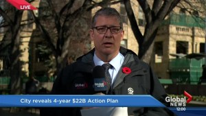 Calgary budget: City releases 4-year action plan