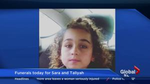 Funeral Thursday for Sara Baillie and Taliyah Marsman