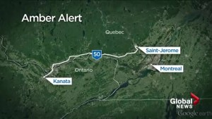 Amber alert lifted after 4-year-old found in Ottawa