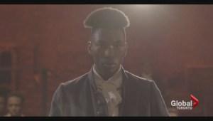 Toronto school's tribute to hit musical 'Hamilton' blocked on Youtube.