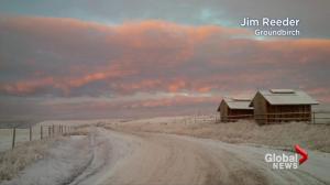BC Evening Weather Forecast: Dec 22