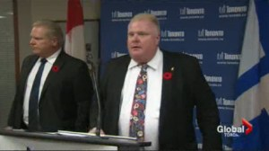 Rob Ford's pants and tie amoung items being auctioned