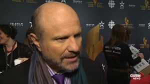 CSA red carpet: Actor Enrico Colantoni