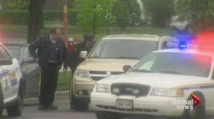 Moncton shooter arrested