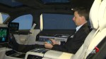 Back seats screens new focus for luxury automakers