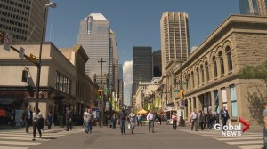 Poll suggests many Canadians think Calgary is unsafe