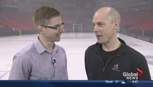 Interview with figure skater Kurt Browning
