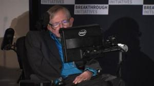 Stephen Hawking fronts new search for intelligent alien life