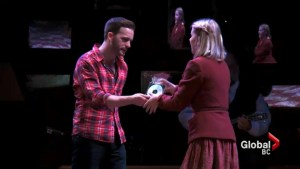 Tony Award winning musical 'Once' in Vancouver