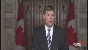 Baird announces new sanctions against Russia