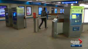Tap-and-go transit passes in Edmonton?