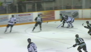 HIGHLIGHTS: MJHL Game 3 – Terriers vs Pistons