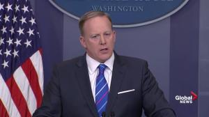 Spicer says no need to appoint a special prosecutor over Russia claims