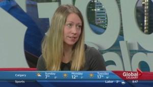 CALGARY'S CHILD: Sarah Winstanley, The Women's Centre of Calgary