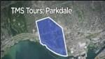 Kris Reyes visits Parkdale