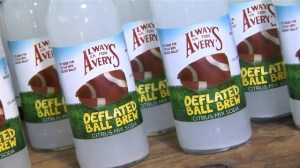 Soda company creates new less carbonated drink in wake of 'Deflategate'
