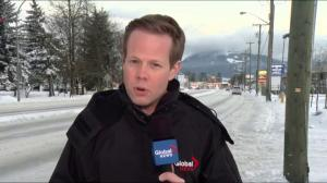 Fraser Valley school closures after overnight snowstorm
