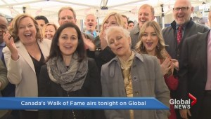 What to expect from Canada's Walk of Fame special broadcast