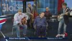 Durham County Poets perform