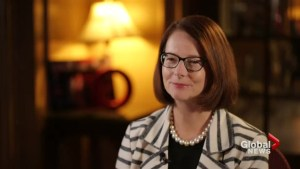 Canada needs to lead on global education: Gillard