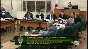 Bill C-51 goes to committee