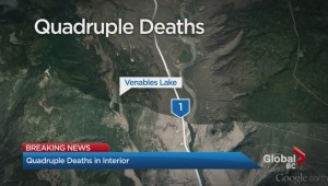 Four bodies discovered inside home near Ashcroft, B.C.