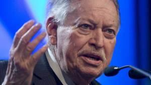 Former Quebec premier Jacques Parizeau dead at 84