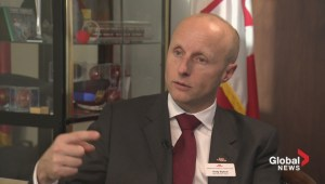 TTC's Byford explains what TTC will look like in seven years
