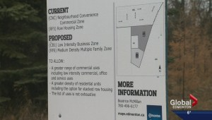 New neighbourhood planned for southwest Edmonton