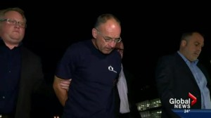 Douglas Garland formally charged with murder