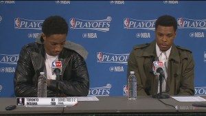 Pacers tie series with Raptors 2 games apiece