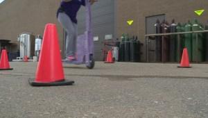 Girls explore trade and technologies through Regina camp