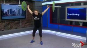 Nova Scotia Weightlifting